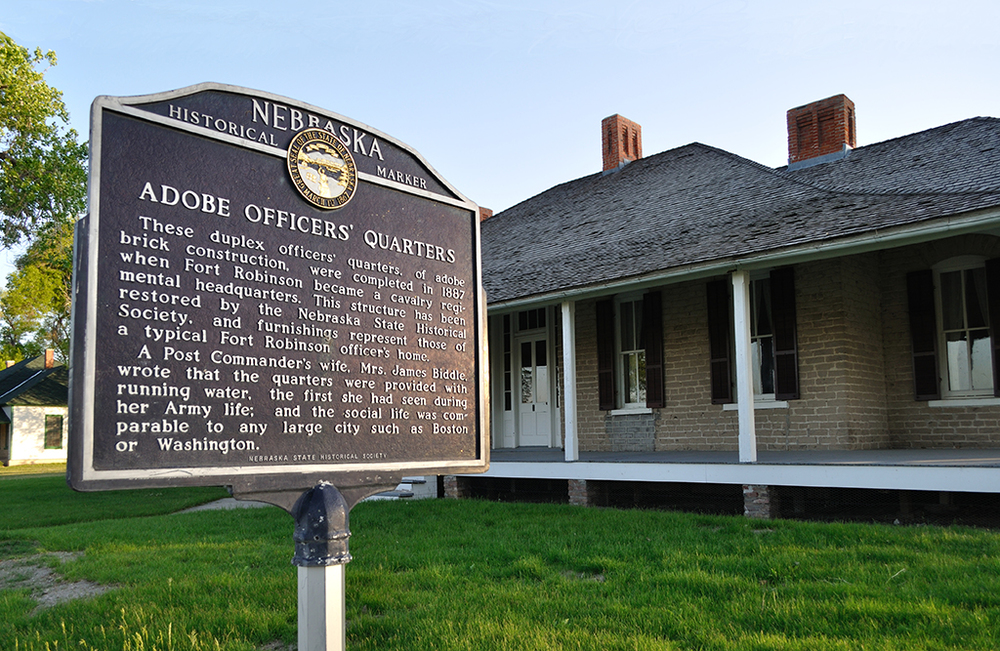 Adobe Officers' Quarters