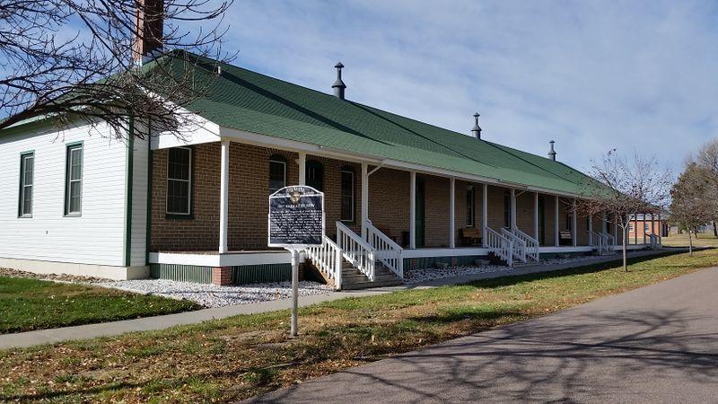 1887 Barracks Row