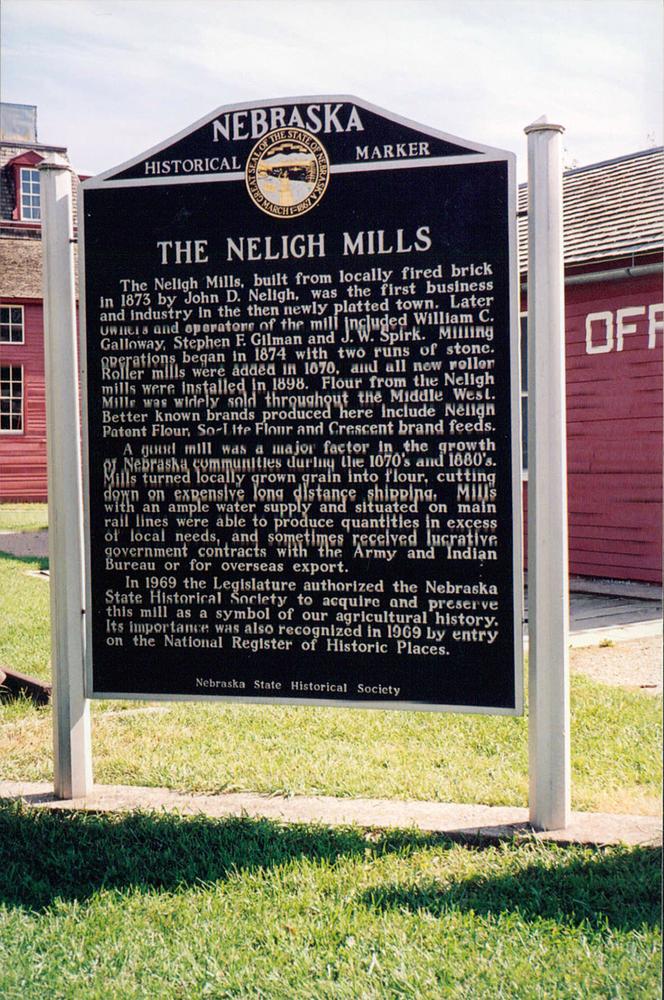 The Neligh Mills