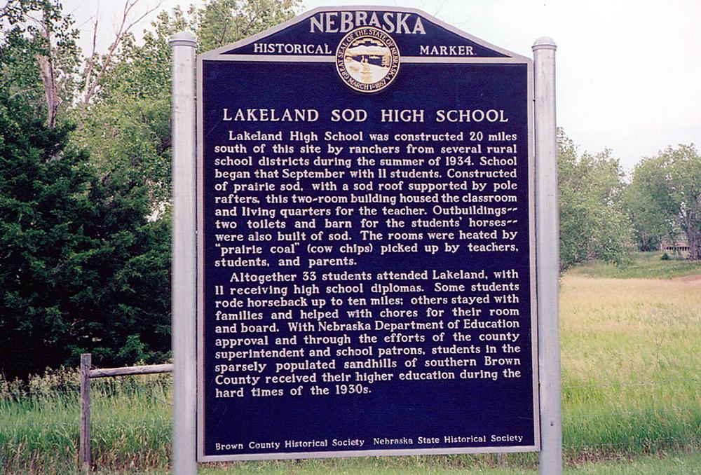 Lakeland Sod High School