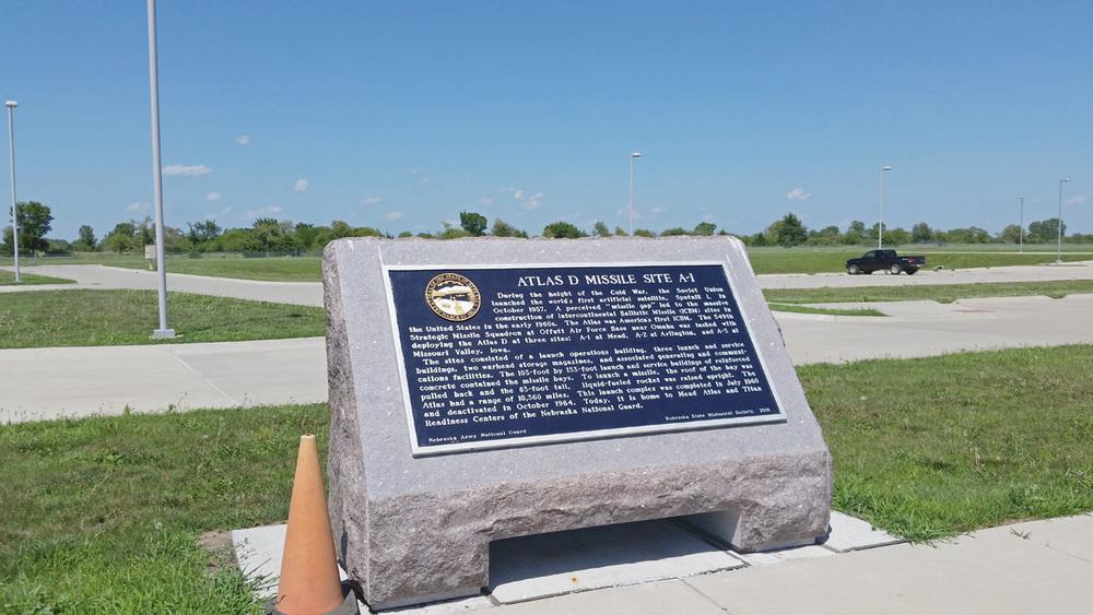 Atlas D Missile Site A
